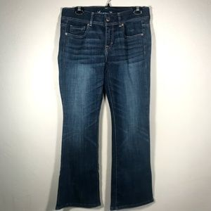 AE Womens Bootcut Jeans